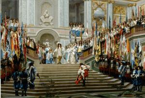 Réception_du_Grand_Condé_à_Versailles_(Jean-Léon_Gérôme,_1878)